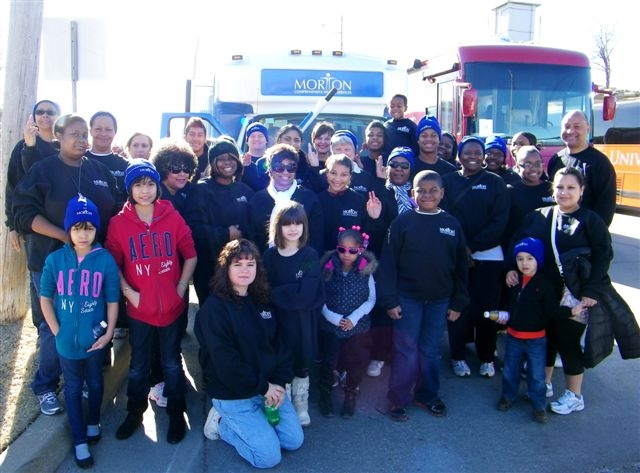 good group picture MLK parage